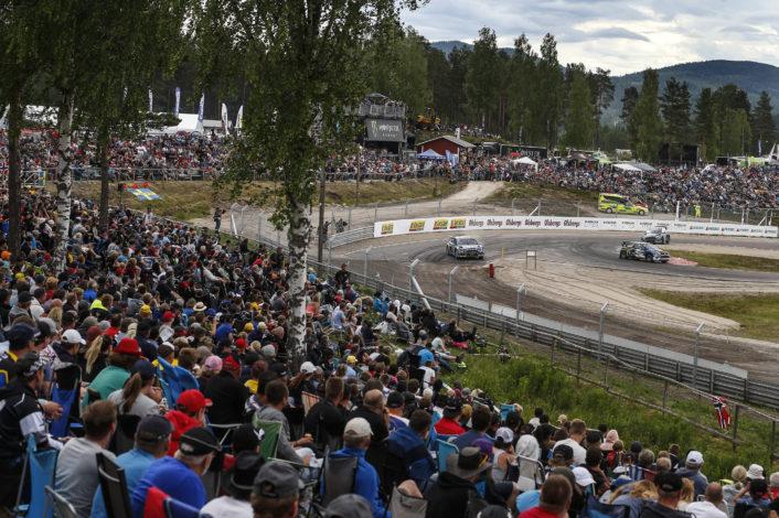 høljes sverige kart Klart for rallycrossfest i Höljes   Norsk bilsport høljes sverige kart